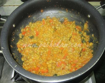 Step 5 Cherupayar (Green Gram) Puzhuku (Step By Step Photos) Recipe