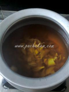 Step 6 Sweet Chakka Curry Recipe