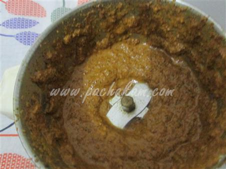 Step 3 Stuffed Brinjal Recipe