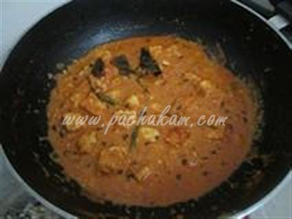 Step 8 Paneer Butter Cream Masala Recipe