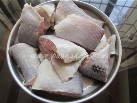 Step 1 Ravus Fish Curry Recipe