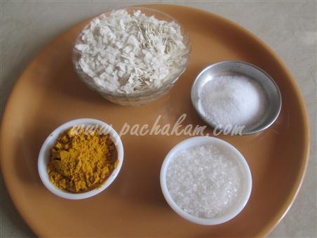 Step 1 Poha (Aval) Recipe