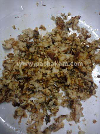 Step 4 Meen Pathiri Recipe