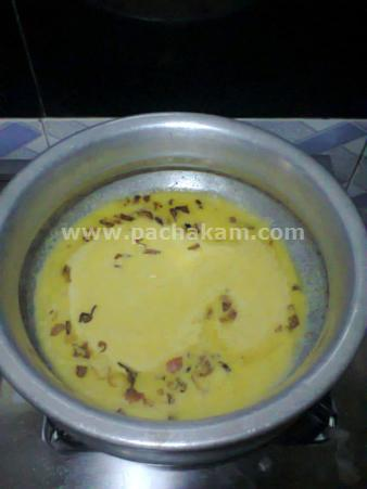 Step 3 Easy Mutta Curry Recipe