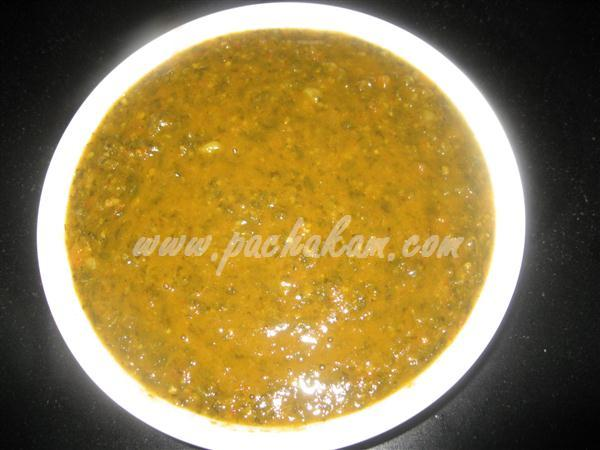 Step 7 Sindhi Sai Bhaji (Step By Step Photos) Recipe
