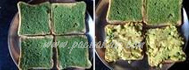 Step 5 Bread Sandwich  Recipe