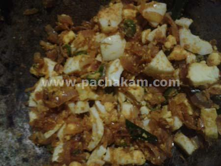 Step 6 Mutta Kizhi Recipe