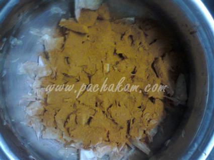 Step 2 Maadhala Naaranga Achar Recipe
