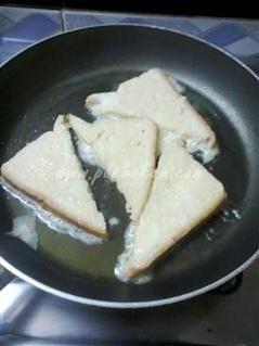 Step 3 Bread Vattiyathu Recipe