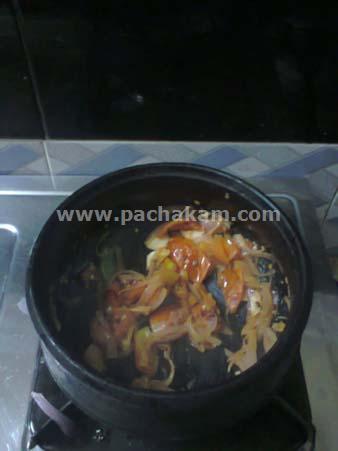 Step 3 Naadan Ayala Mulakittath Recipe