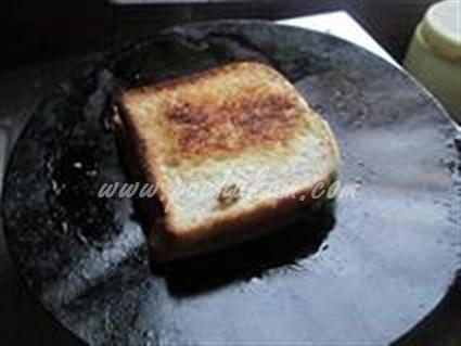 Step 7 Bread Sandwich  Recipe