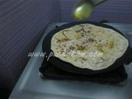 Step 12 Puran Poli - Sweet Snack Recipe