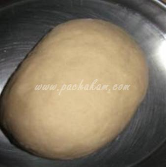 Step 5 Phulka Chappathi Recipe