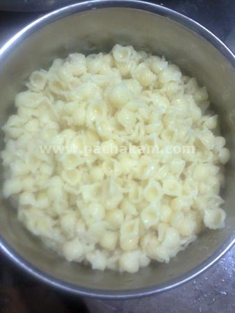 Step 2 Macaroni With Chicken Recipe