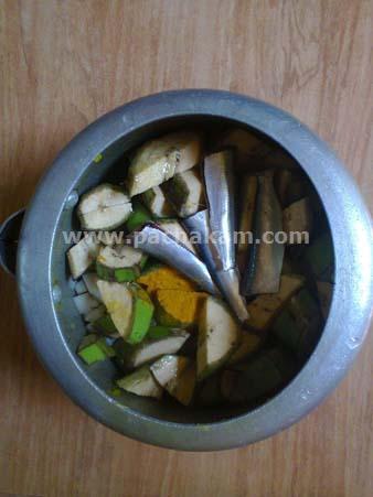 Step 1 Naadan Kappa (Tapioca) Mathi (Sardines) Puzhukku ( Recipe