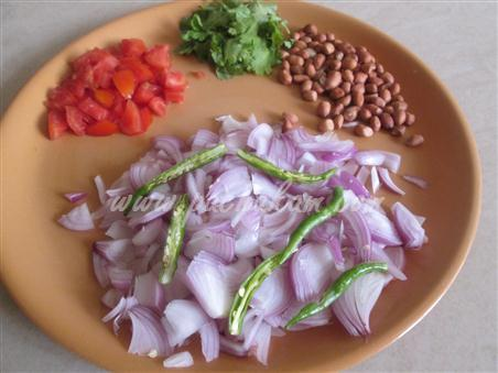 Step 2 Poha (Aval) Recipe
