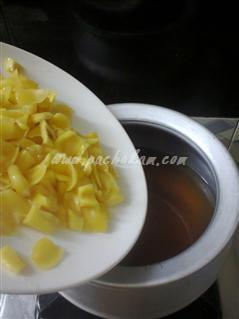 Step 5 Sweet Chakka Curry Recipe
