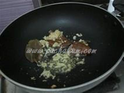 Step 2 Paneer Butter Cream Masala  Recipe