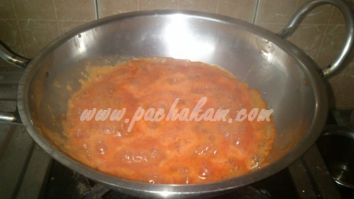 Step 2 Tomato Sauce (Step By Step Photos) Recipe