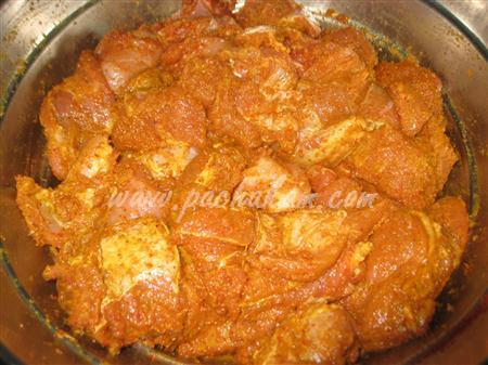 Step 1 Kachha Gosht Biryani (Step By Step Photos) Recipe