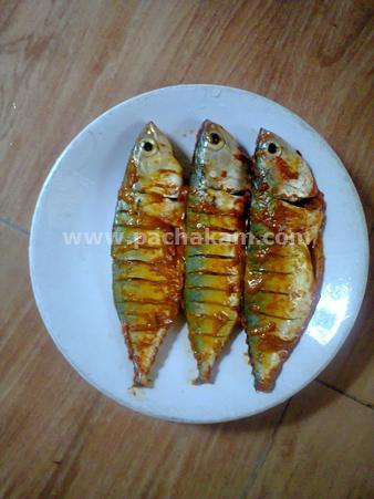 Step 1 Mackerel Majboos Recipe
