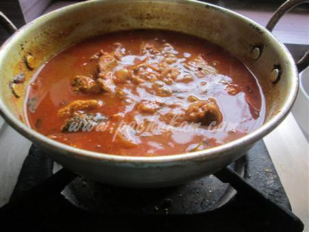 Step 7 Ravus Fish Curry Recipe