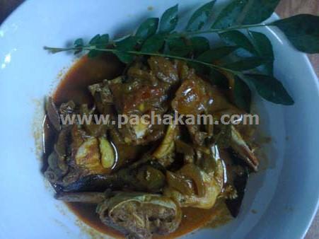Step 7 Njendu (Crab) Mulakittath (Step By Step Photos) Recipe