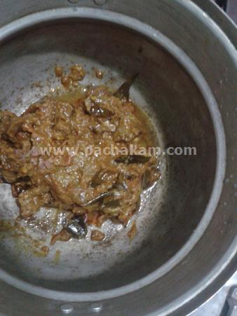 Step 8 Kunjipathilu In Beef Curry Recipe