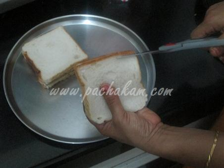 Step 2 Healthy Bread Dish Recipe