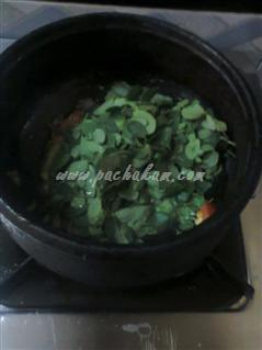 Step 4 Muringayila Curry  Recipe