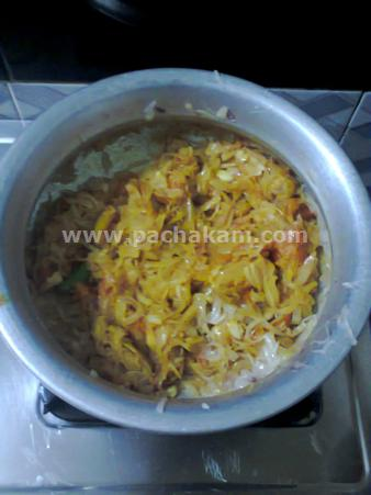 Step 3 Chemmeen Undapputtu Recipe