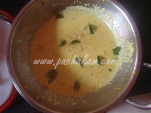 Step 6 Moru Curry (Step By Step Photos) Recipe