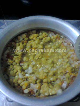 Step 8 Easy Veg Kuruma Recipe