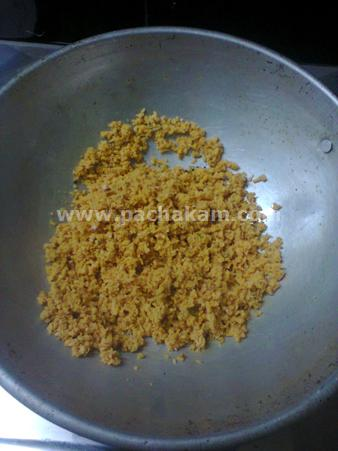 Step 4 Chammanthi Ada Recipe
