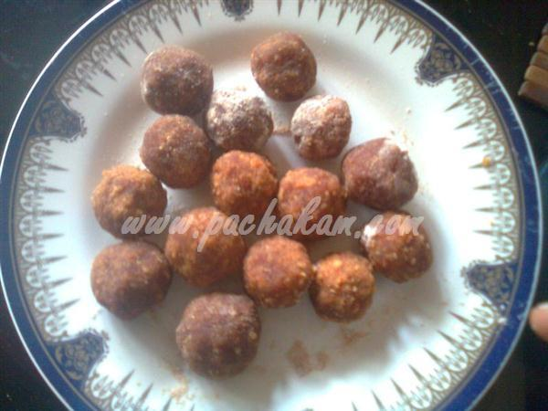 Step 5 Ariyunda - Rice Balls (Step By Step Photos) Recipe