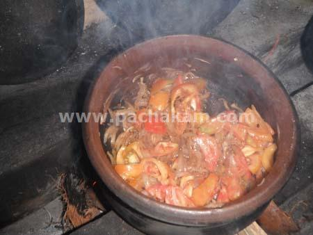 Step 3 Naadan Chicken Curry (Step By Step Photos) Recipe