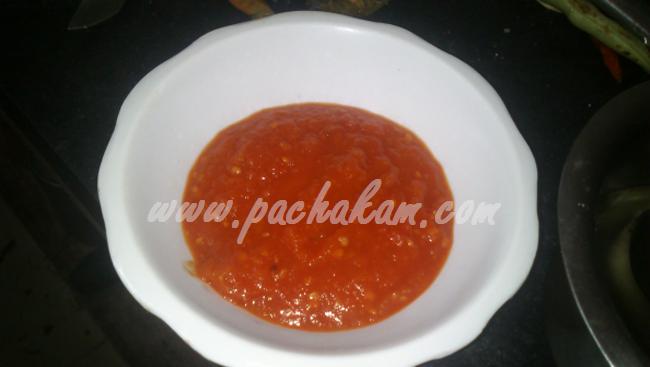 Step 4 Tomato Sauce (Step By Step Photos) Recipe