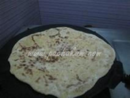 Step 11 Puran Poli - Sweet Snack Recipe