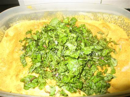Step 3 Kachha Gosht Biriyani Recipe