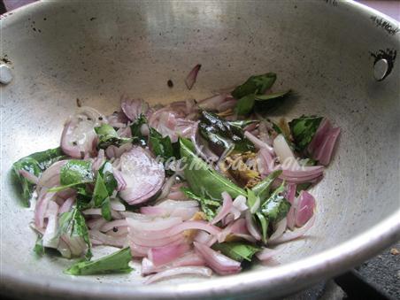Step 4 Ravus Fish Curry Recipe