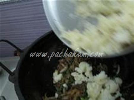 Step 5 Special Potato Bhaji For Pooris Recipe