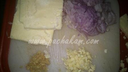 Step 1 Phuket Paneer (Step By Step Photos) Recipe