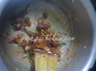Step 4 Beef Mulakittathu Recipe