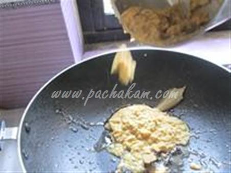 Step 8 Capsicum Nuts Masala Recipe