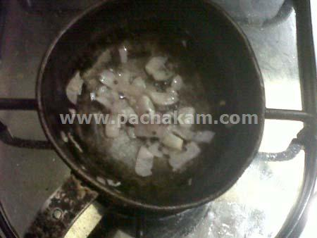 Step 7 Naadan Chemmeen Curry Recipe