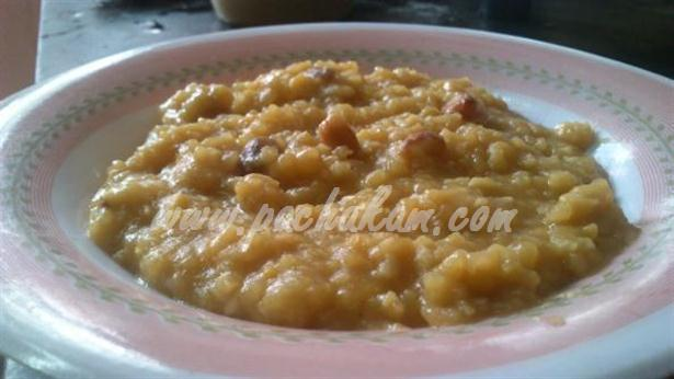 Step 6 Sweet Pongal (Step By Step Photos) Recipe