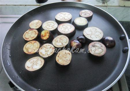 Step 1 Brinjal Bhurta (Step By Step Photos) Recipe