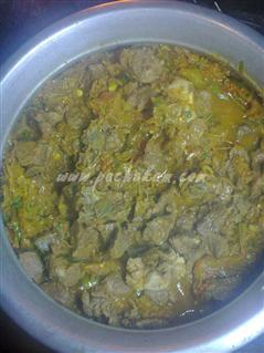 Step 4 Spicy Beef Fry  Recipe