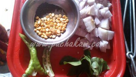 Step 1 Rava Upma (Step By Step Photos) Recipe