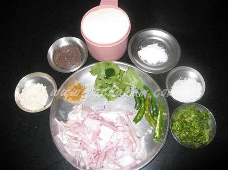 Step 1 Rawa (Semolina) Upma (Step By Step Photos) Recipe